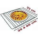 Grille de Four Extensible 33 à 61 cm - indiscount ®