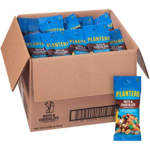 Planters Nuts & Chocolate M&M's Trail Mix, 2 oz Bag (Pack of 72) by Planters (Image #2)