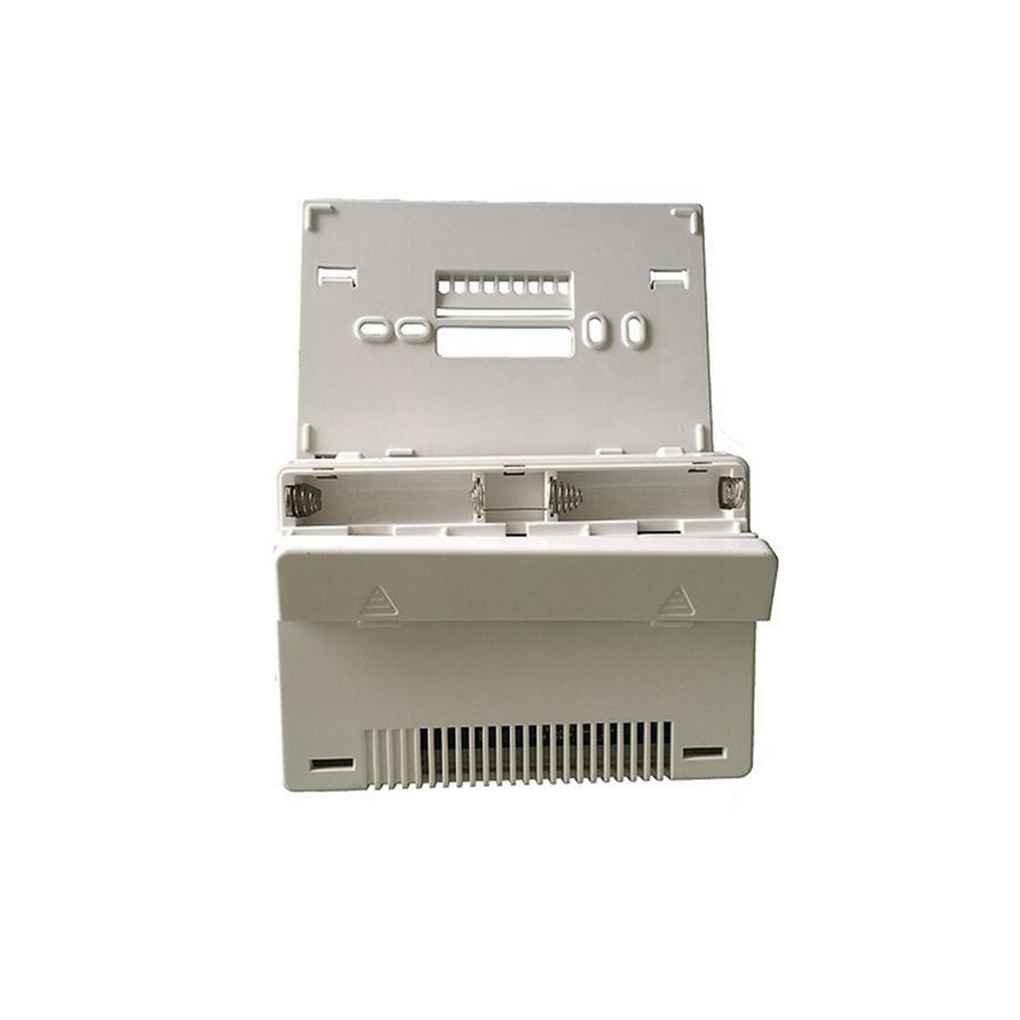 Topker Programmable Num/érique Room Thermostat Mur-accroch/é Chaudi/ère /à Gaz Chauffage Syst/ème Contr/ôleur de Temp/érature 5A LCD Thermostat