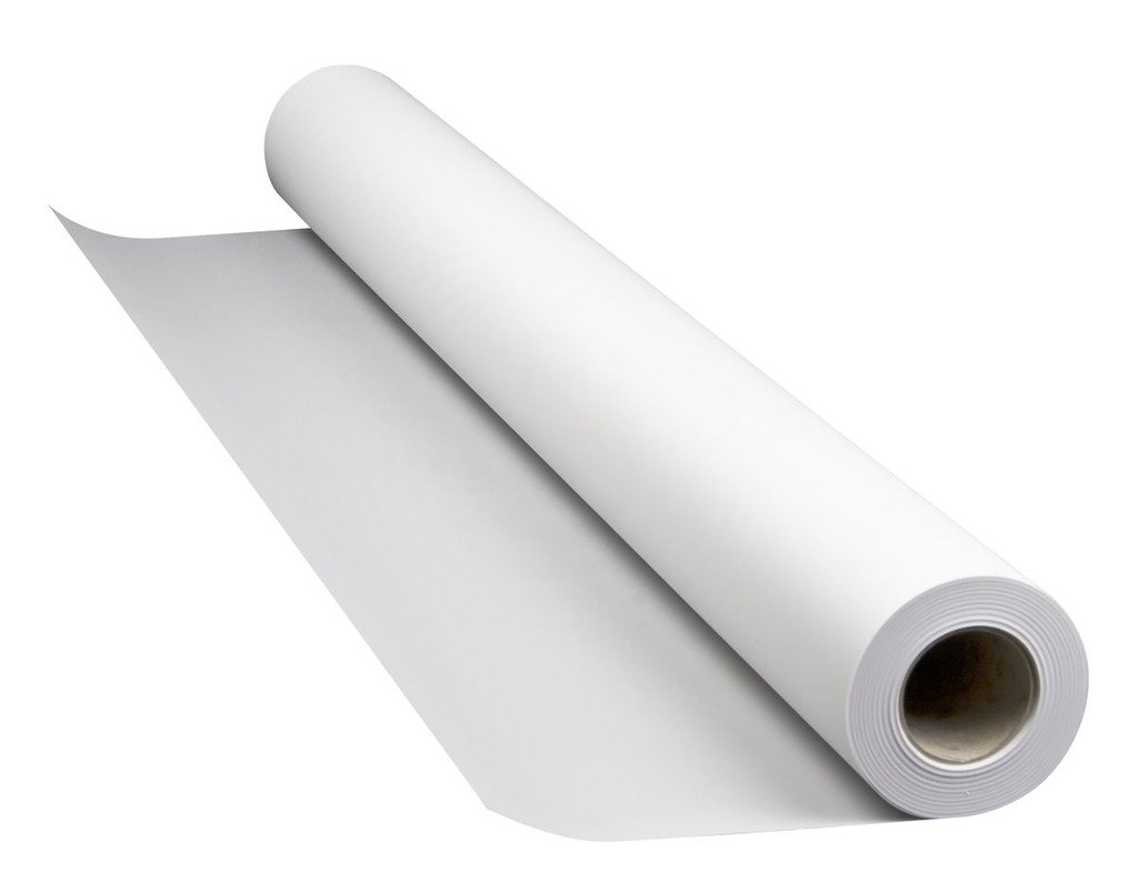 HAND A Roll of Pattern Cutting Tracing Paper - Plain White - 100m Long (Approx) x 1m Wide - For Professional Fashion Design and Tailor Pattern Cutting by HAND