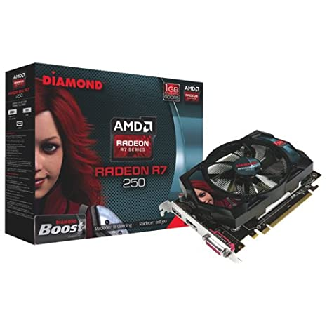 DIAMOND R7250D51G AMD Graphics Drivers PC
