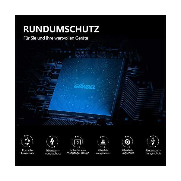 515eOUeBhNL 2000W Modifizierter Welle Wechselrichter 12v auf 230v Spannungswandler Umwandler-Inverter Konverter mit Fernbedienung…