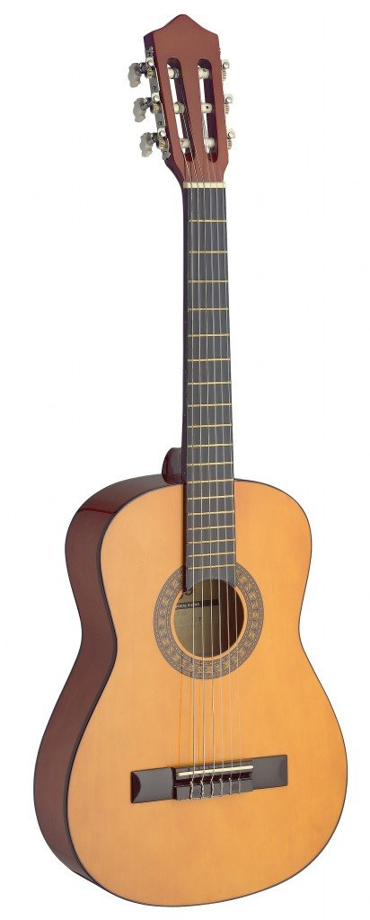 Stagg C510 1/2 Size Classical Guitar, Natural