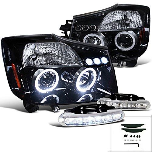 04 nissan armada tail lights - 8