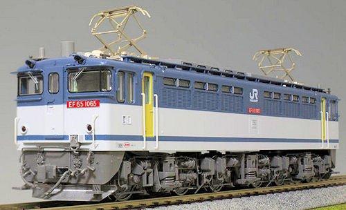 KATO HOゲージ EF65 1000 後期形 JR貨物2次更新色 1-313 鉄道模型 電気機関車