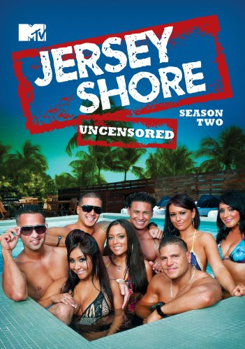 Jersey Shore: Season 2 (Uncensored) (Arch Jersey)