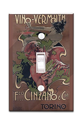 vino-vermouth-cinzano-vintage-poster-artist-hohenstein-italy-light-switchplate-cover