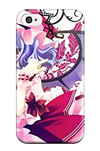 Premium Touhou Heavy-duty Protection Case For Iphone 4/4s