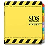 ComplyRight SDS Binder and Dividers