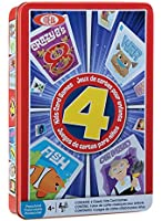 Ideal Classic Card Games in Storage Tin