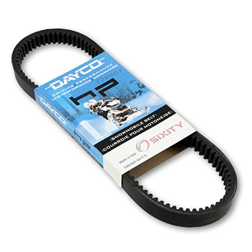 1998-2001 for Arctic Cat Panther 550 Drive Belt Dayco HP Snowmobile OEM Upgrade Replacement Transmission Belts (Cat Parts Arctic Snowmobile)