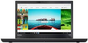 "Lenovo ThinkPad T470 Business Laptop: Core i7-6600U, 512GB SSD, 16GB RAM, 14"" Full HD IPS Touch Display, Backlit Keyboard, Fingerprint Reader"