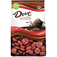 DOVE PROMISES Dark Chocolate Candy, Great For Easter Gift Baskets, 43.07 Ounce 150-Piece Bag