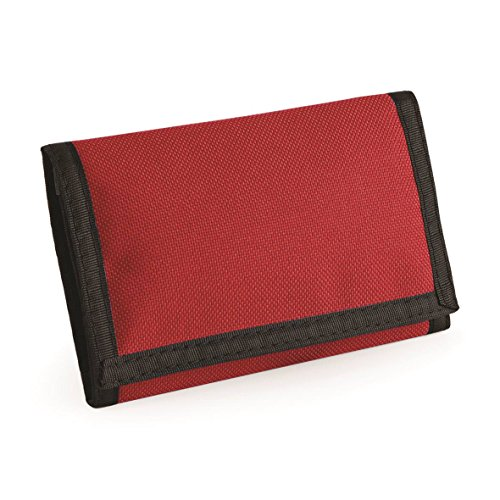 (BagBase Ripper wallet - Classic Red)