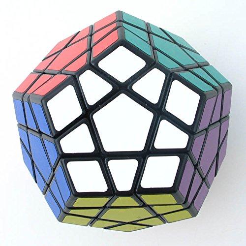 Brain Teaser Magic Rubik's Puzzle Cube Black