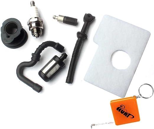 Ölschlauch+Ölfilter passend Stihl 021 MS210 motorsäge kettensäge  neu