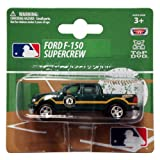 MLB Oakland Athletics 1:64 Scale F150 Pick Up Truck