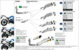 09-11 SUZUKI GSXR1000: Arrow Street Thunder Slip-On