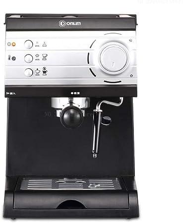 KOUDAG Cafetera Máquina de café Espresso semiautomática de Vapor a Alta presión de 20 Bar para cafeteras comerciales de Burbujas de Leche: Amazon.es: Hogar