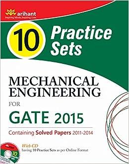Pdf gate mechanical engineering syllabus for 2014