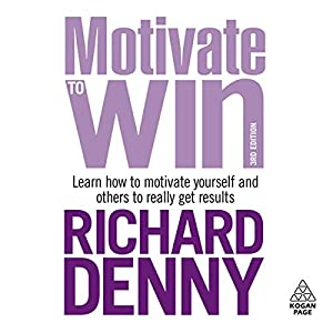 Motivate to Win Audiobook