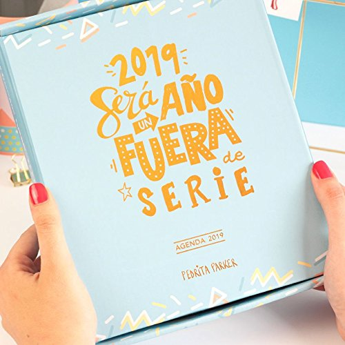 Amazon.com : pedrita Parker Weekly Planner with Message A ...