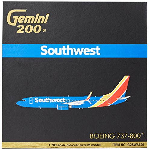 Gemini200 Southwest Airplane Model (Southwest Airlines Model Plane compare prices)