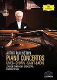 Grieg, Chopin & Saint-Saens - Piano Concertos / Rubinstein, Previn, London Symphony Orchestra