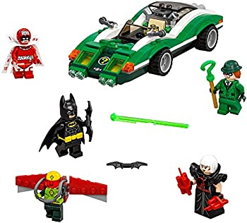 LEGO Batman Movie The Riddler Riddle Racer