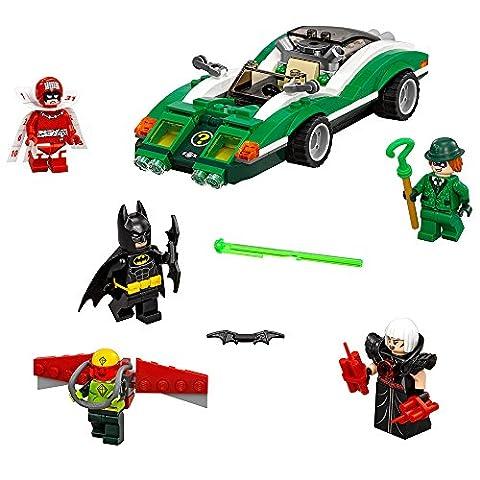 LEGO Batman Movie The Riddler Riddle Racer 70903 (Legos Movie For Boys)