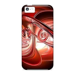 meilz aiaiNew Design Shatterproof IAO20686bIuR Cases For Iphone 5c (fractal Hd)meilz aiai