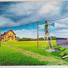Oil painting - Hiding the truth - Jonathan Fallas M. $7,000.00. Pintura en ...