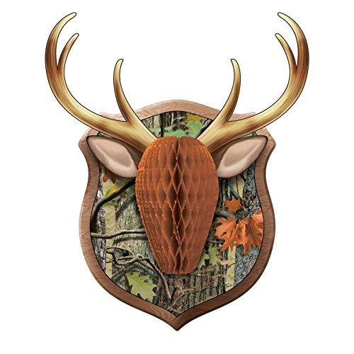 Piece Deer Hunting Camo Decoration