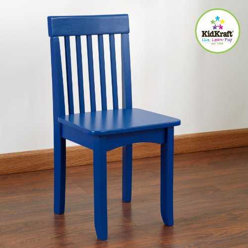 Avalon Kids Desk Chair Color: Blue