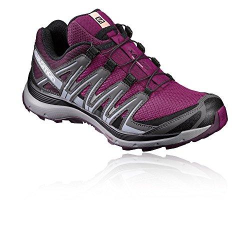 Trail W fig Salomon De Rojo Para Zapatillas Mujer Running Xa quarry sangria Lite aEqP4qrXT