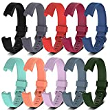 Awinner Bands for Fitbit Alta HR Silicone Replacement Band for Fitbit Alta HR and Alta Classic  Small-10PCS