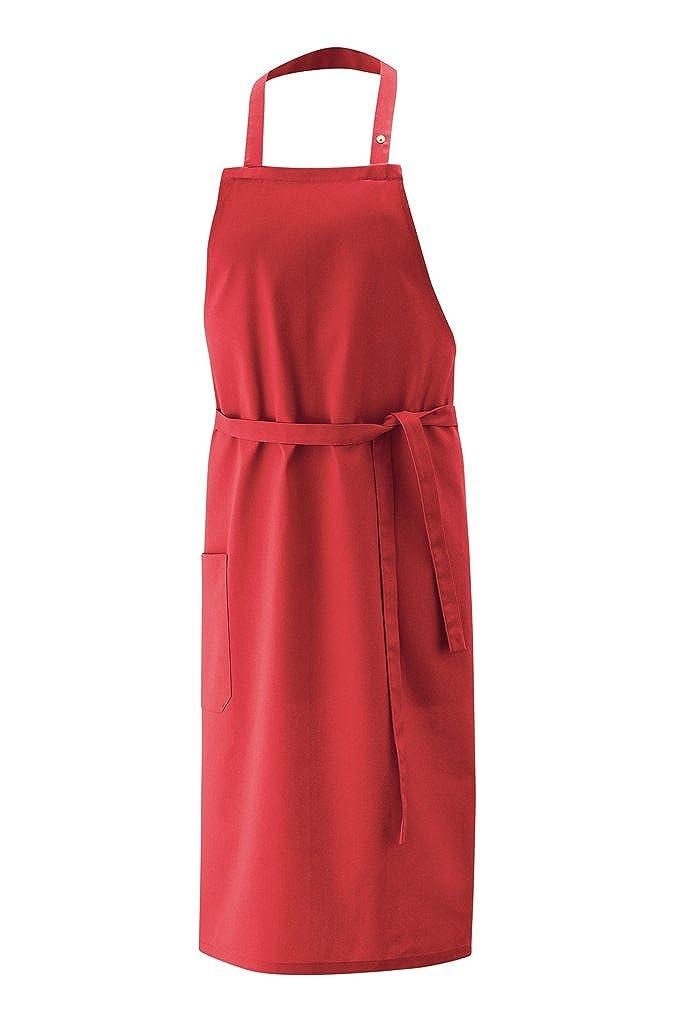 Exner Latzschü rze, Schü rze 100x80 cm LxB versch. Farben wä hlbar und per Nackenband mit Drucknö pfen verstellbar