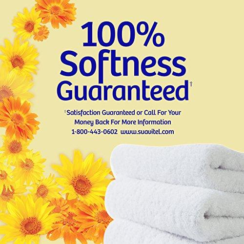 Suavitel Fabric Softener, Morning Sun, 33.8 Fluid Ounce by Suavitel (Image #2)