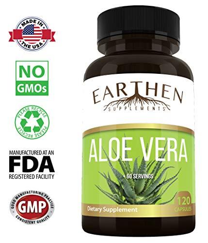 Organic Aloe Equivalent to RAW All Non-GMO