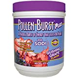 Pollen Burst Plus - Gushing Grape 375g - 3 Canisters