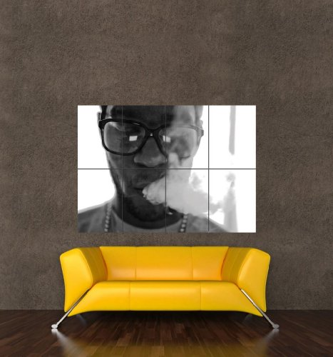 Kid Cudi Giant Wall Art Poster Picture Print