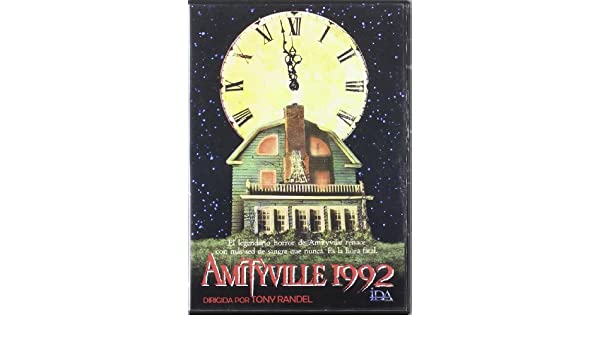 Amazon.com: Amityville 1992: Its About Time [ NON-USA FORMAT, PAL, Reg.0 Import - Spain ]: Movies & TV