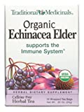 Traditional Medicinals Tea Echinacea Elder Organic, 16 ct