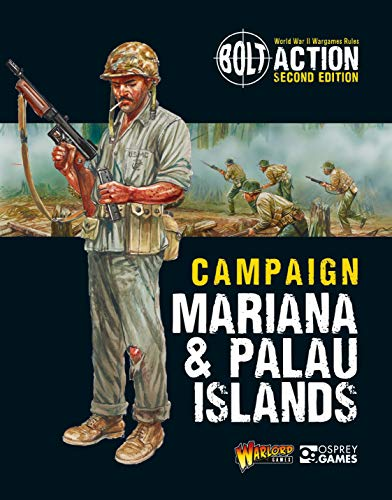 Bolt Action: Campaign: Mariana & Palau Islands ()
