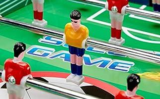 Legnoland – Futbolín de Madera con 3 Barras: Amazon.es: Juguetes y ...