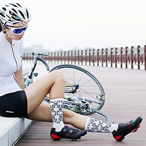 Fantasyworld Calcetines de Ciclismo Deportes Bicicleta Correr ...
