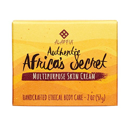Alaffia Authentic Africa's Secret Multipurpose Skin Cream