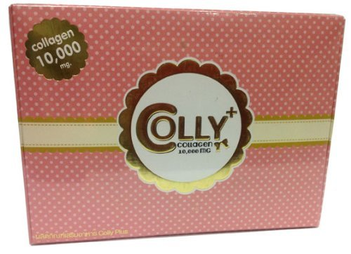 Colly pink Colly Collagen 10000 Mg Reduce Wrinkles 15 Sachets