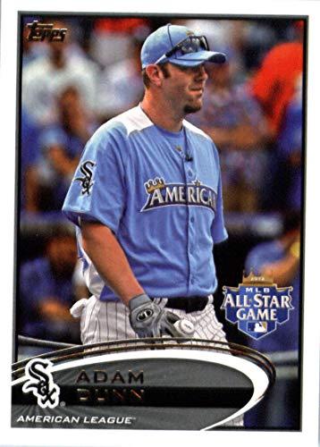 2012 Topps Update #US76 Adam Dunn White Sox AS MLB Baseball Card NM-MT