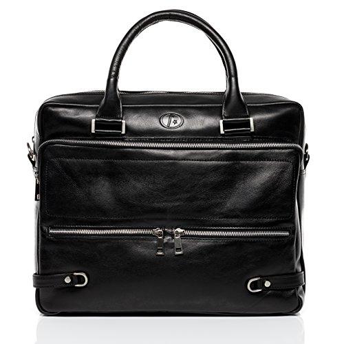FERGÉ large laptop bag - unisex Messenger bag BETH fits 1...
